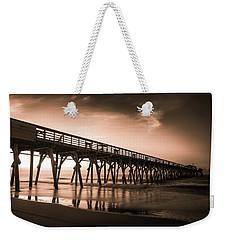 Dangerous Conditions Weekender Tote Bag