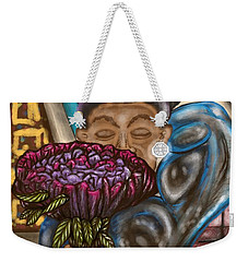 Dangerous Flowers Weekender Tote Bag