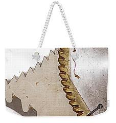 Dangerously Sharp   Weekender Tote Bag