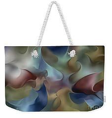 Dangling Conversation Weekender Tote Bag