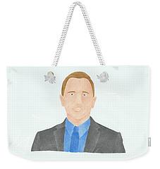 Daniel Craig Weekender Tote Bag