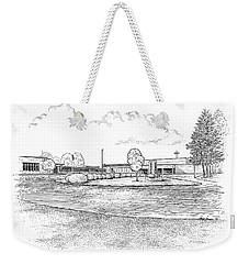 Daniel Hs Weekender Tote Bag