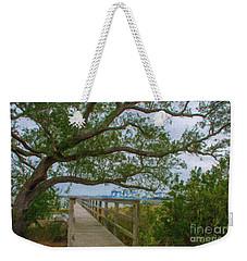 Daniel Island Time Weekender Tote Bag