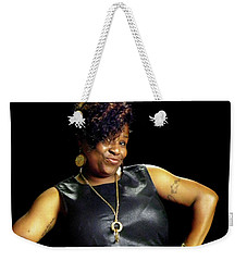 Danielle Smith Hampton 4 Weekender Tote Bag