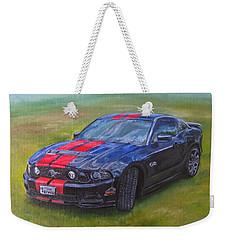 Daniel's Mustang Weekender Tote Bag