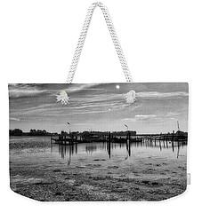 Danish Waters Weekender Tote Bag