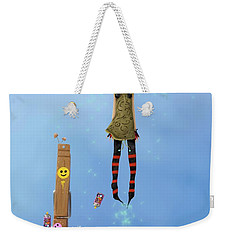 Danksy, Caught In The Act. Weekender Tote Bag