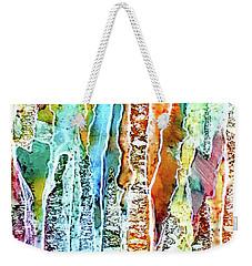 Danxia Water Falls Weekender Tote Bag by Alene Sirott-Cope