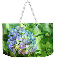 Dappled Light Hydrangea 2300 Idp_2 Weekender Tote Bag