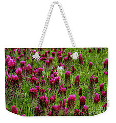 Weekender Tote Bag featuring the photograph Dare To Be Different by Barbara Bowen