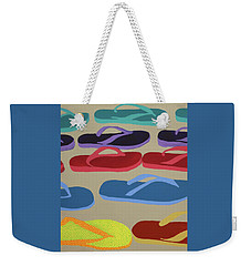 Dare To Be Different Weekender Tote Bag
