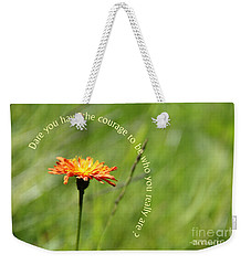Dare You...? Weekender Tote Bag