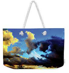 Dark And Dusty Skies  Weekender Tote Bag