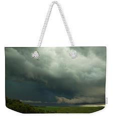 Dark Countryside Weekender Tote Bag by Melissa Peterson