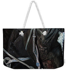 Dark Gem Weekender Tote Bag