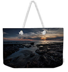 Dark  Light Weekender Tote Bag