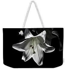 Dark Lilly Weekender Tote Bag