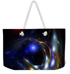 Dark Matter Revealed Weekender Tote Bag