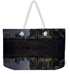 Dark Mirror Weekender Tote Bag