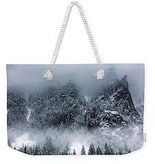 Dark Mountain Weekender Tote Bag