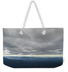 Dark Mountains Weekender Tote Bag