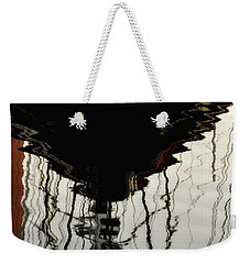 Dark Nature Weekender Tote Bag