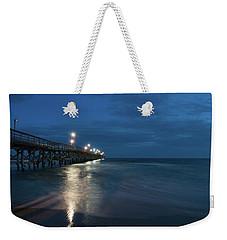 Dark Night Weekender Tote Bag