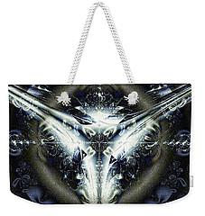 Dark Recesses Weekender Tote Bag