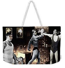 Dark Room 1 Weekender Tote Bag