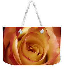 Dark Rose Weekender Tote Bag