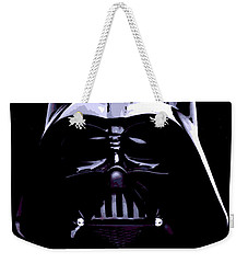 Dark Side Weekender Tote Bag by George Pedro