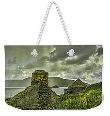 Dark Sky #g0 Weekender Tote Bag by Leif Sohlman