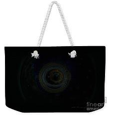 Dark Spaces Weekender Tote Bag
