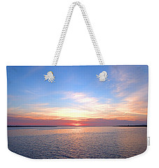 Dark Sunrise I I Weekender Tote Bag