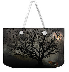 Dark Valley Weekender Tote Bag