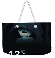 Darkness Weekender Tote Bag