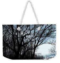 Darkness Approaches Weekender Tote Bag