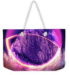 Darkside Of The Moon Weekender Tote Bag