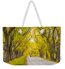 Darling Hill Autumn Weekender Tote Bag