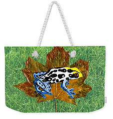 Dart Poison Frog Weekender Tote Bag by Ralph Root
