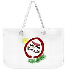 Daruma Weekender Tote Bag