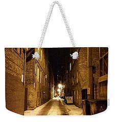 Darwin Award Weekender Tote Bag