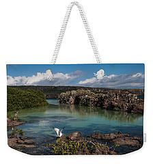 Darwin Bay     Genovesa Island      Galapagos Islands Weekender Tote Bag