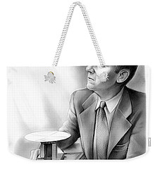 Daryl M. Chapin Weekender Tote Bag