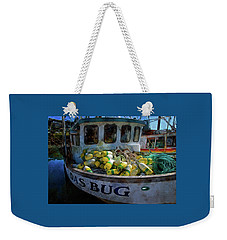 Weekender Tote Bag featuring the photograph Das Bug by Thom Zehrfeld