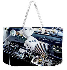 Dashboard Weekender Tote Bag
