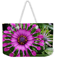 Daisy Of A Different Kind Weekender Tote Bag by Bruce Bley