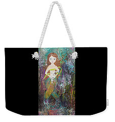 Daughter Of The Sea Weekender Tote Bag