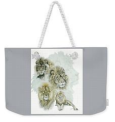 Dauntless Weekender Tote Bag by Barbara Keith