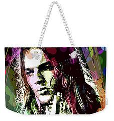 Dave Gilmour Dark Side Weekender Tote Bag